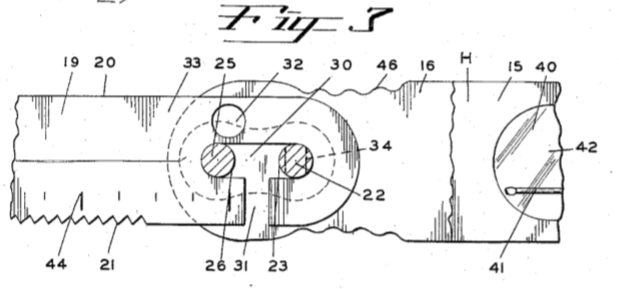 Original Image of Pivot from 1959 Patent